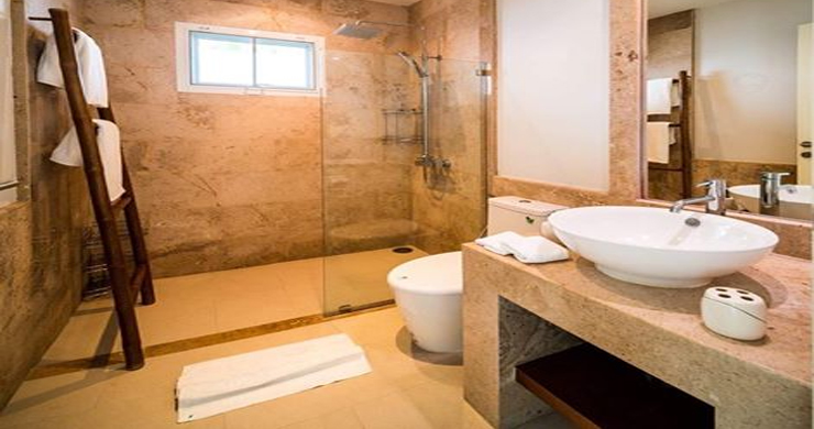 Modern 2 Bedroom Sea view Pool Villa in Choeng Mon-16