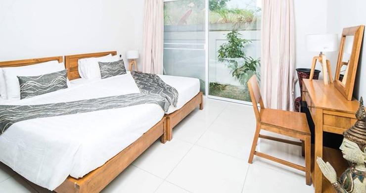 Modern 2 Bedroom Sea view Pool Villa in Choeng Mon-11