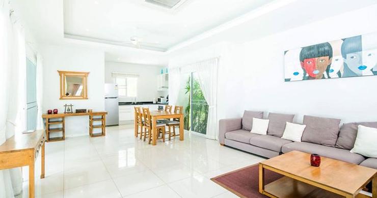 Modern 2 Bedroom Sea view Pool Villa in Choeng Mon-2