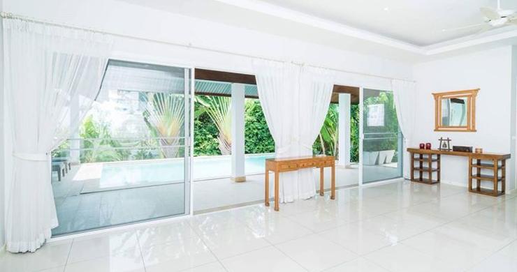 Modern 2 Bedroom Sea view Pool Villa in Choeng Mon-7
