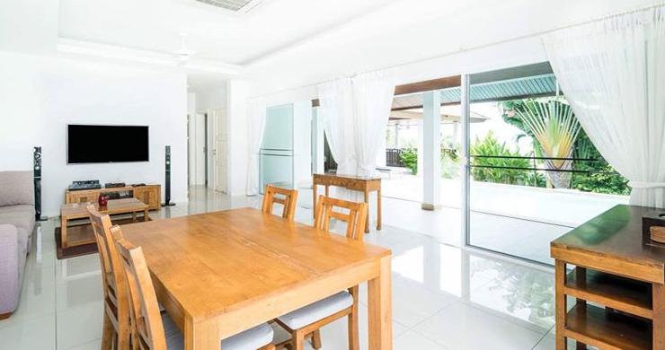 Modern 2 Bedroom Sea view Pool Villa in Choeng Mon-6