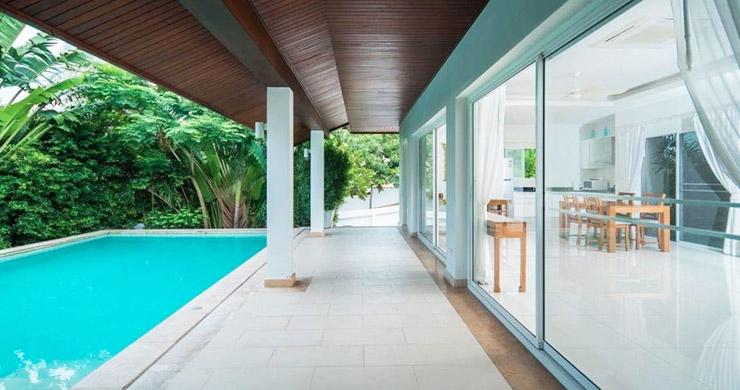Modern 2 Bedroom Sea view Pool Villa in Choeng Mon-8