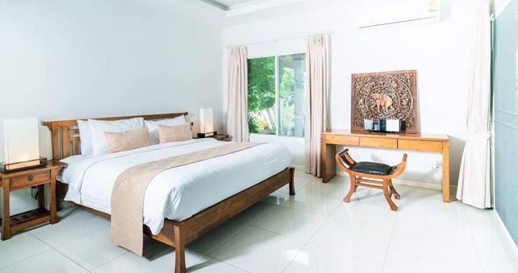Modern 2 Bedroom Sea view Pool Villa in Choeng Mon-10