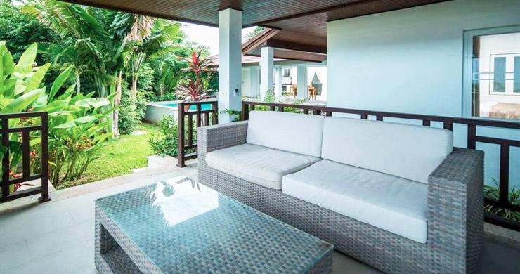 Modern 2 Bedroom Sea view Pool Villa in Choeng Mon-15