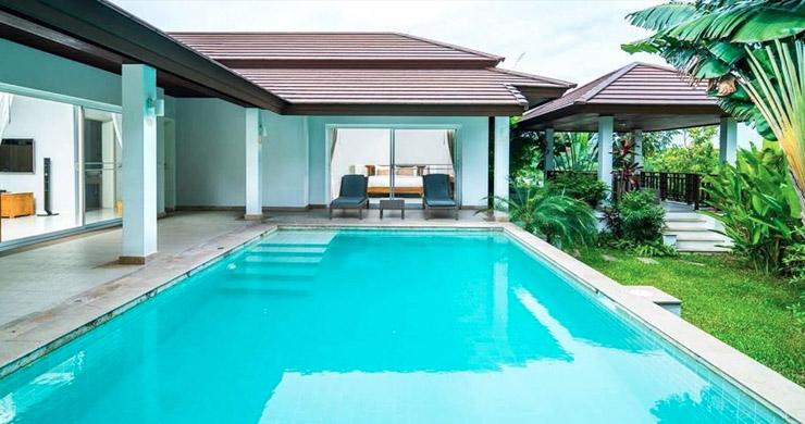 Modern 2 Bedroom Sea view Pool Villa in Choeng Mon-1
