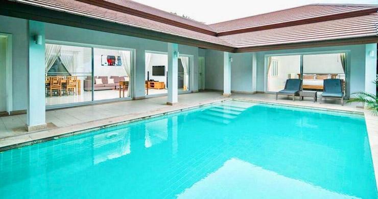 Modern 2 Bedroom Sea view Pool Villa in Choeng Mon-9