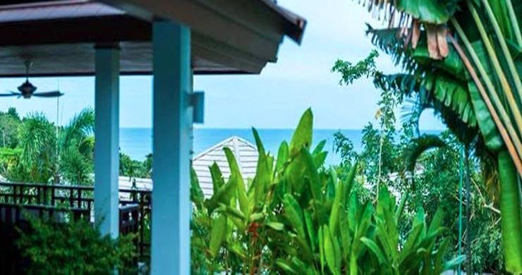 Modern 2 Bedroom Sea view Pool Villa in Choeng Mon-17