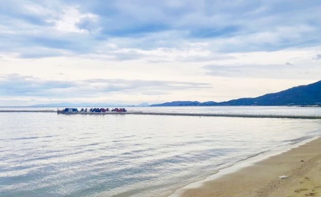 Beachfront Land for Sale in Koh Samui on Lamai Beach