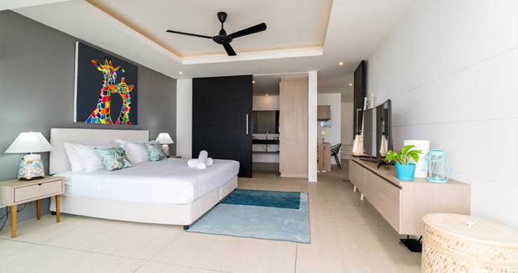 Luxury Sea view 3 Bed Modern Pool Villa on Chaweng-10