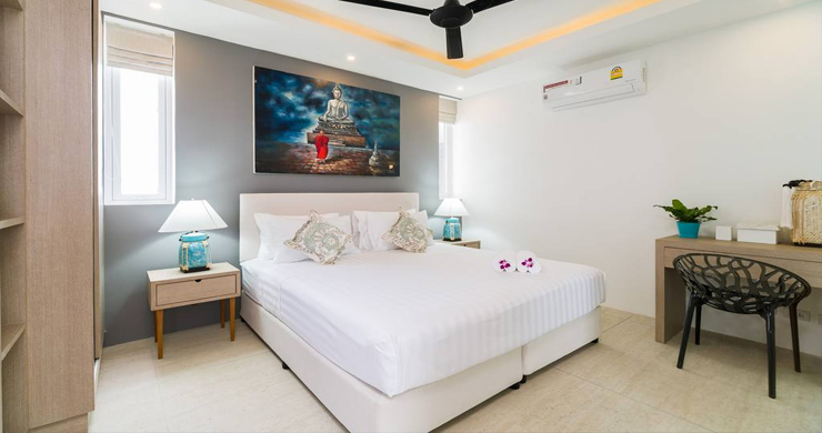 Luxury Sea view 3 Bed Modern Pool Villa on Chaweng-11