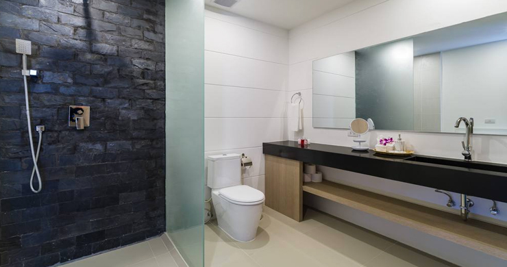 Luxury Sea view 3 Bed Modern Pool Villa on Chaweng-15