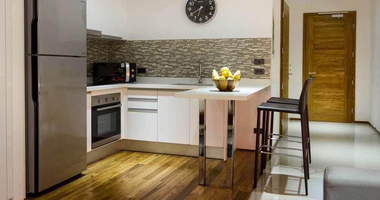 Freehold Luxury Sea view Studio Apartment in Maenam-4