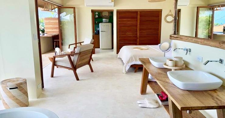 New Seaview Cottages in Lamai - Guarantee 10% Rental-7