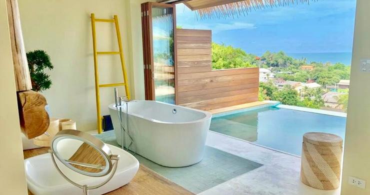 New Seaview Cottages in Lamai - Guarantee 10% Rental-15