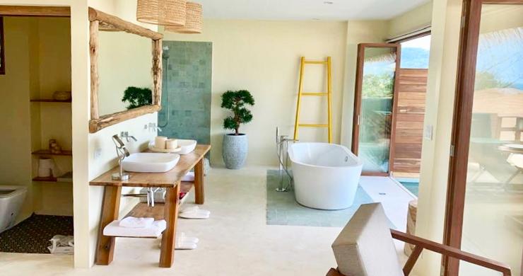 New Seaview Cottages in Lamai - Guarantee 10% Rental-11