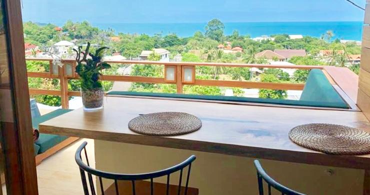 New Seaview Cottages in Lamai - Guarantee 10% Rental-13