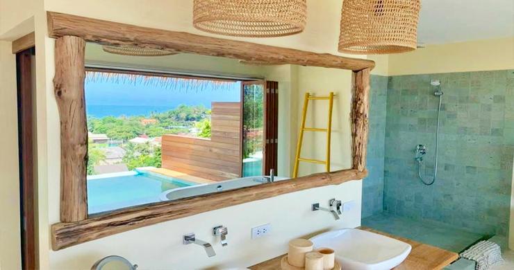 New Seaview Cottages in Lamai - Guarantee 10% Rental-16
