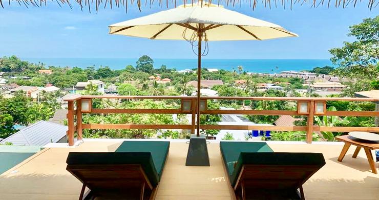 New Seaview Cottages in Lamai - Guarantee 10% Rental-10