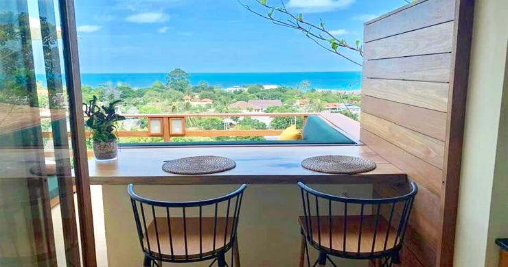 New Seaview Cottages in Lamai - Guarantee 10% Rental-9