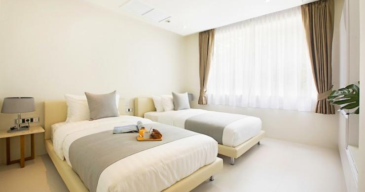 Unique Samui Sea view Luxury Penthouse in Maenam-9