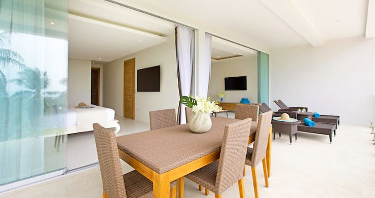 Unique Samui Sea view Luxury Penthouse in Maenam-7