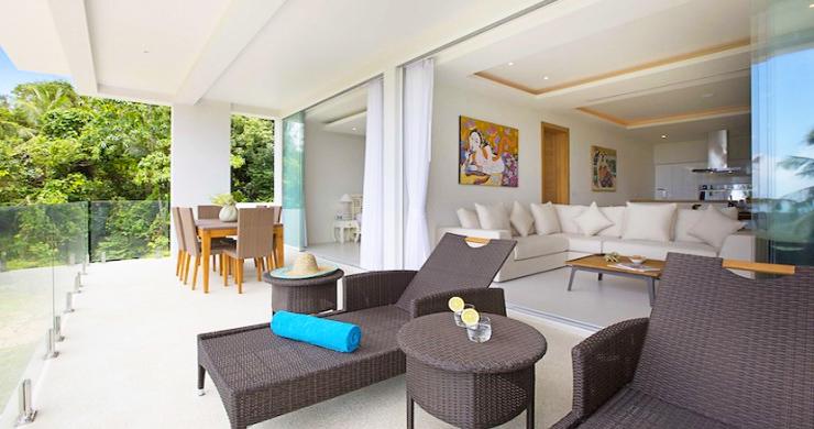 Unique Samui Sea view Luxury Penthouse in Maenam-1