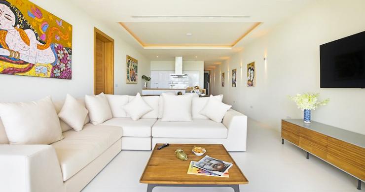 Unique Samui Sea view Luxury Penthouse in Maenam-4