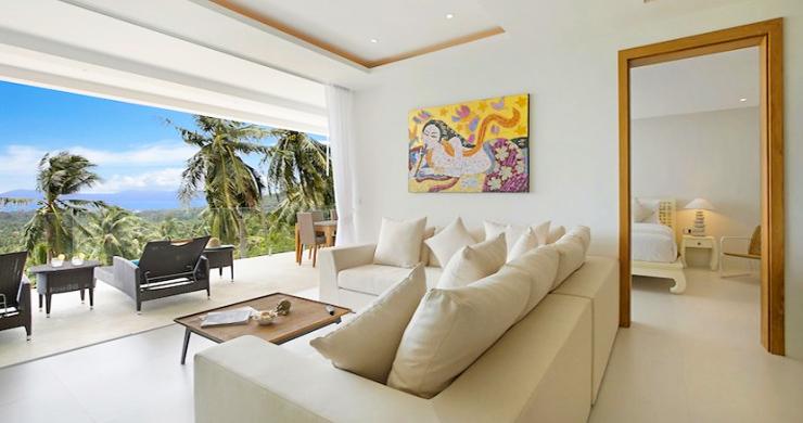 Unique Samui Sea view Luxury Penthouse in Maenam-2