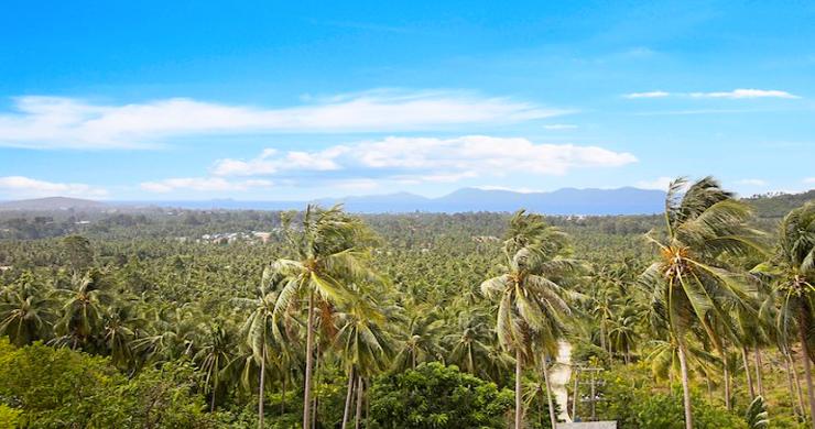 Unique Samui Sea view Luxury Penthouse in Maenam-15