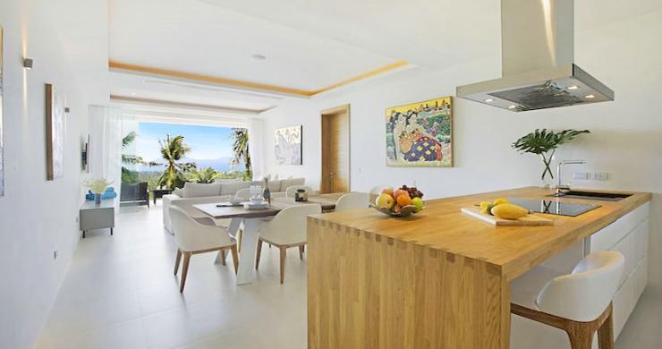 Unique Samui Sea view Luxury Penthouse in Maenam-3