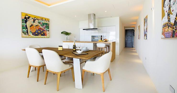 Unique Samui Sea view Luxury Penthouse in Maenam-6