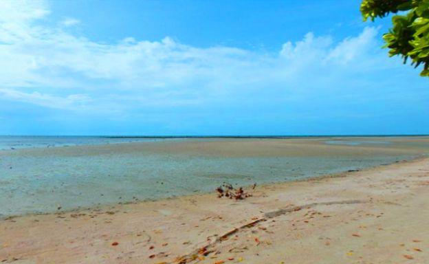 Beachfront Koh Samui Land on Pristine Thong Krut