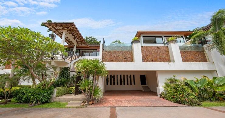 Beautiful 4 Bedroom Luxury Pool Villa on Bophut Beach-15