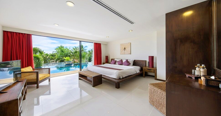 Beautiful 4 Bedroom Luxury Pool Villa on Bophut Beach-10