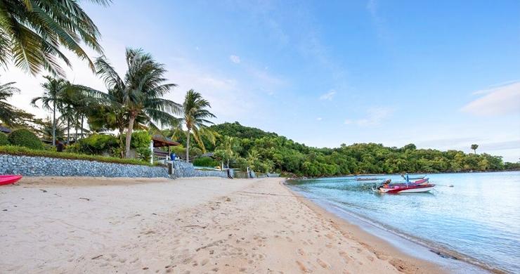 Beautiful 4 Bedroom Luxury Pool Villa on Bophut Beach-17