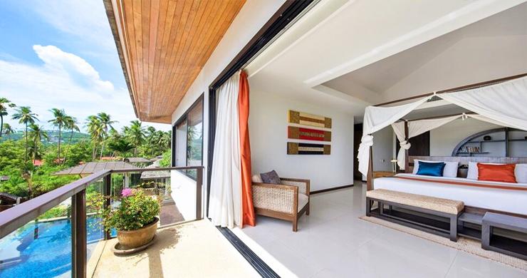Beautiful 4 Bedroom Luxury Pool Villa on Bophut Beach-9