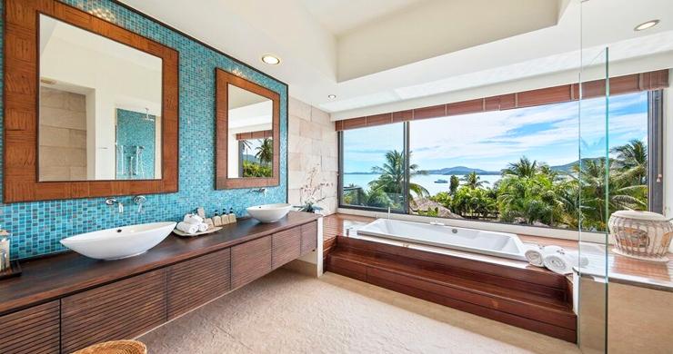 Beautiful 4 Bedroom Luxury Pool Villa on Bophut Beach-12