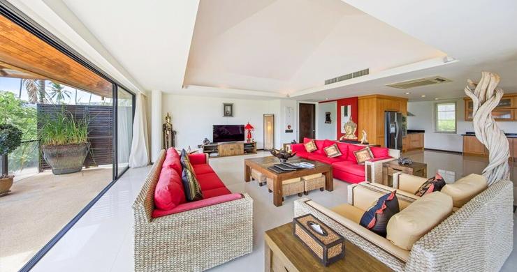 Beautiful 4 Bedroom Luxury Pool Villa on Bophut Beach-3