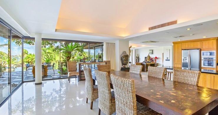 Beautiful 4 Bedroom Luxury Pool Villa on Bophut Beach-6