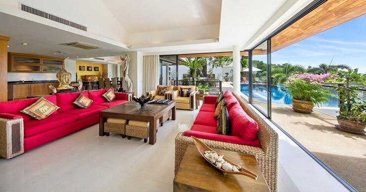 Beautiful 4 Bedroom Luxury Pool Villa on Bophut Beach-4