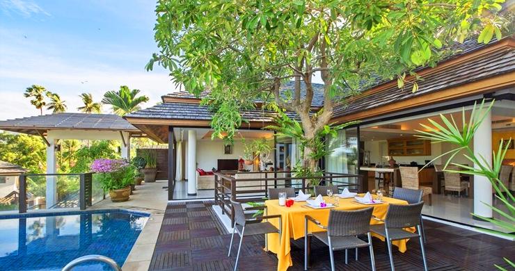 Beautiful 4 Bedroom Luxury Pool Villa on Bophut Beach-13