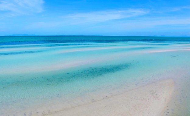 Koh Samui Beachfront Land For Sale on Lipa Noi Beach
