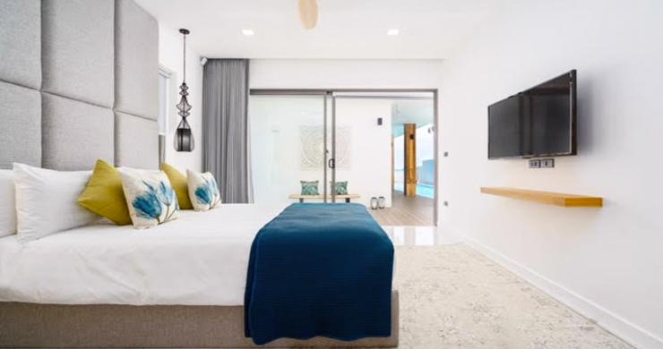 Beautiful 3 Bed Beachfront Villa For Sale on Laem Set-6