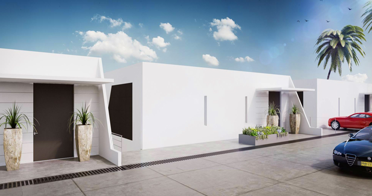 New Luxury Modern 3-5 Bed Pool Villas in Chaweng-11
