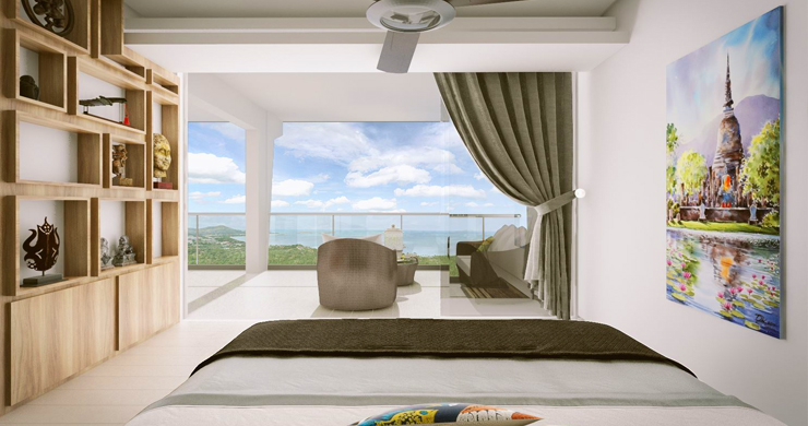 New Luxury Modern 3-5 Bed Pool Villas in Chaweng-8