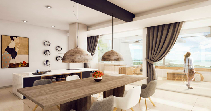 New Luxury Modern 3-5 Bed Pool Villas in Chaweng-4