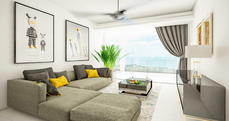 New Luxury Modern 3-5 Bed Pool Villas in Chaweng-5