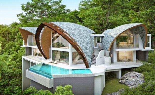 Stylish 2-4 Bed Luxury Modern Villas in Chaweng Noi