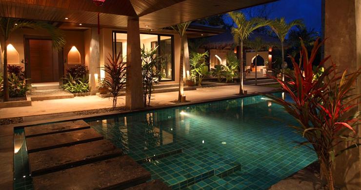 Beautiful 2 Bedroom Balinese Pool Villa in Bophut-13