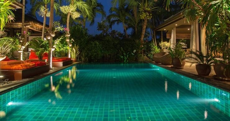 Beautiful 2 Bedroom Balinese Pool Villa in Bophut-15